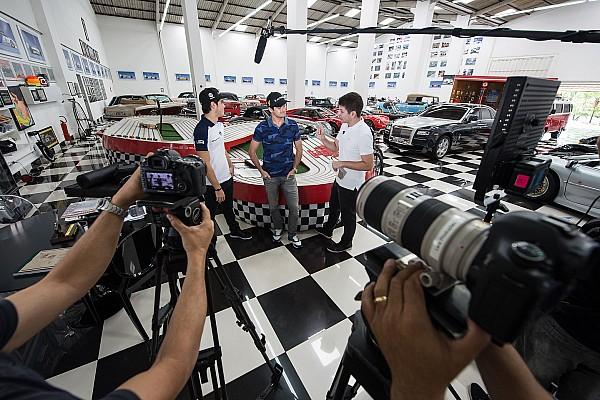 Fórmula 1 Conteúdo especial Carro do Mr. Bean? Como 'Nelsão' levava filhos à escola