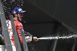"""MotoGP 比赛报告 MotoGP奥地利:多维兹奥索守住马奎兹""""绝杀"""",夺下赛季第三冠"""