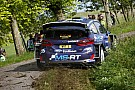 WRC Germania, PS7: Tanak vince ancora e va in testa alla classifica