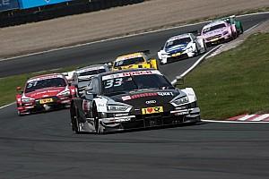 DTM Actualités Audi : Les coûts d'exploitation en DTM sont