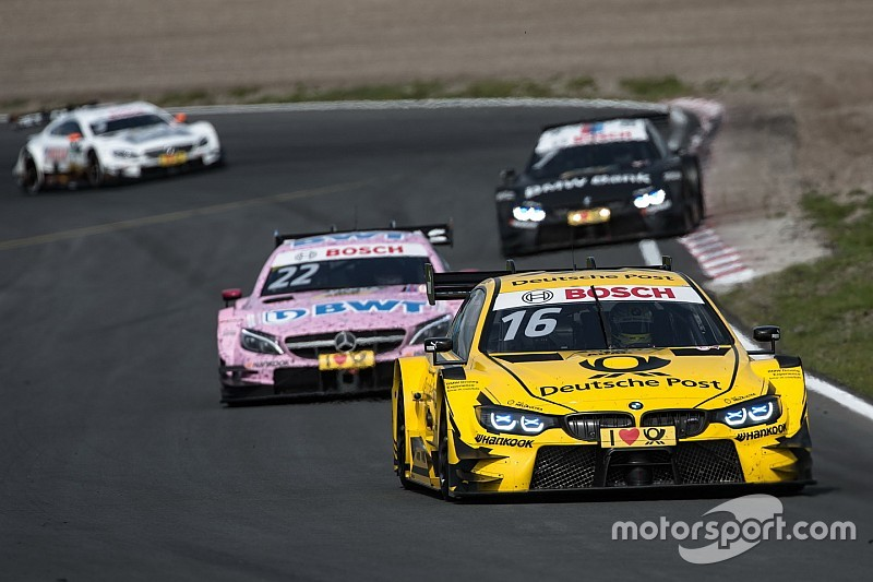"""Glock hits out at """"not logical"""" Zandvoort qualifying exclusion"""