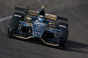 IndyCar Breaking news Hildebrand returns for Phoenix this weekend