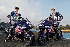World Superbike Breaking news Yamaha launches bike for 2017 World Superbike season