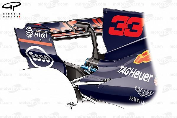 Formel 1 F1-Technik: Red Bulls Flügelkompromiss beim GP Belgien in Spa