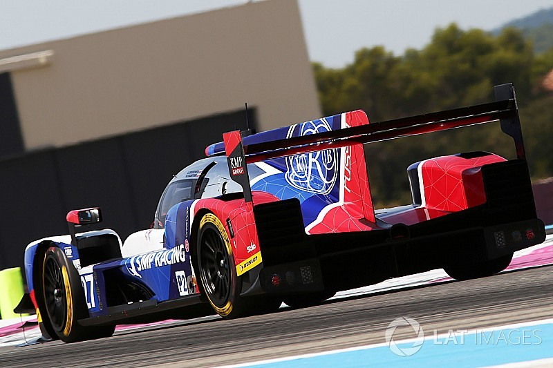 Paul Ricard ELMS: SMP duo give Dallara first victory