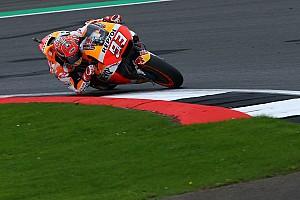 MotoGP Qualifying report MotoGP Inggris: Marquez cetak rekor pole, Rossi kedua