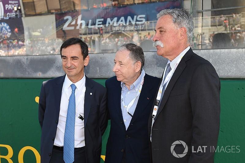 """Todt: """"Podium met LMP2-wagens was goed voor Le Mans"""""""