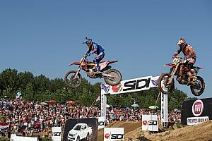 MXGP Reporte de la carrera Cairoli y Seewer brillan en el calor del GP de Lombardía de MXGP