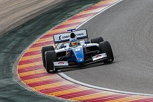 Formula V8 3.5 Reporte de la carrera Isaakyan gana tras un toque entre Palou y Fittipaldi en Nürburgring