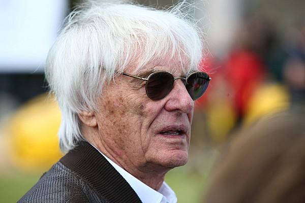 Formula 1 Ultime notizie Ecclestone:
