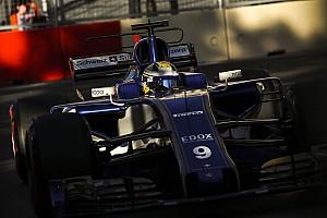Formula 1 Son dakika Ericsson: Takım için Wehrlein'ın geçmesine izin verdim