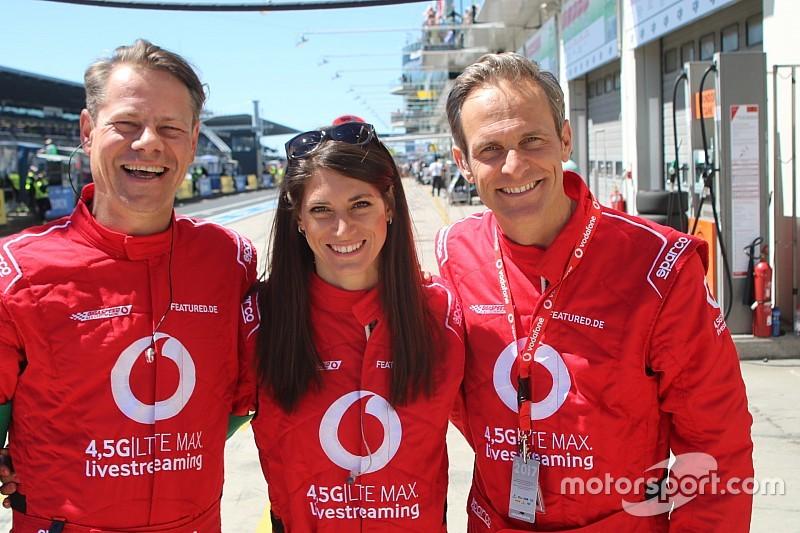 24h Nürburgring: TV-Livestream mit Rennfahrerin Cyndie Allemann