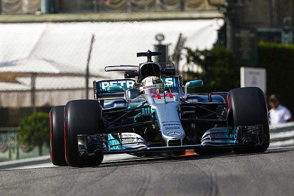 F1 练习赛报告 摩纳哥大奖赛FP1:汉密尔顿最快,并创下历史最快单圈时间