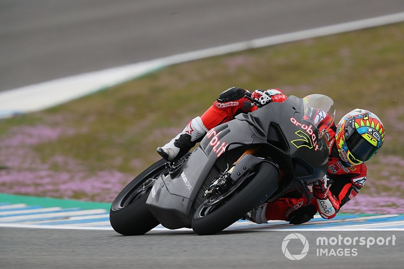 Ducati: Große Fortschritte bei Bautista, Davies verpasst wichtige Testzeit