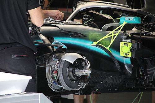Les freins carbone-céramique, le futur de la Formule1?