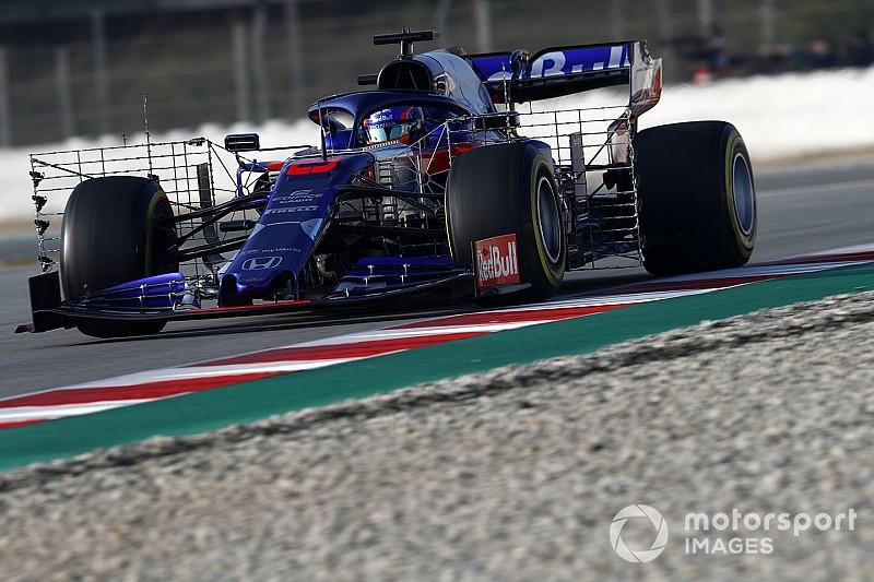 Тести Ф1 у Барселоні, день 4: дебютант на Toro Rosso попереду