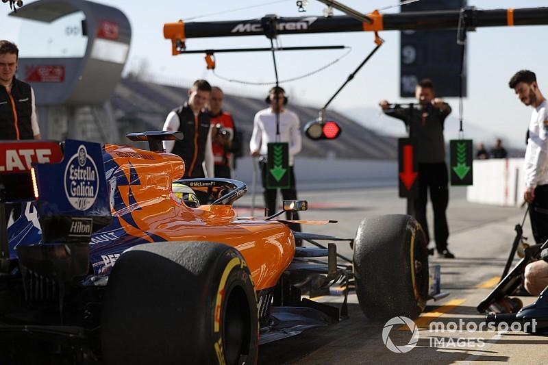 Алонсо розповів, як допоміг McLaren на тестах у Барселоні