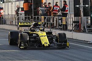 Renault uit zorgen over progressie van 2021-reglementen