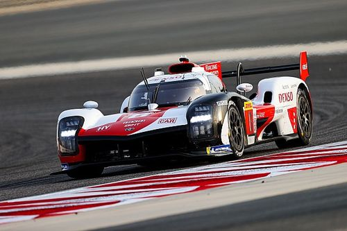 Hasil FP1 WEC Bahrain 6 Hours: Toyota 1-2, JOTA Sport Enam Besar