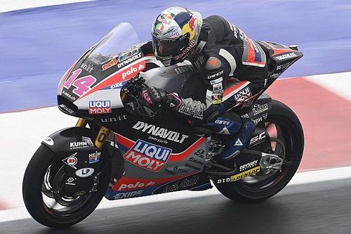 Moto2 | Misano, Libere 3: guizzo di Arbolino, segue Bezzecchi