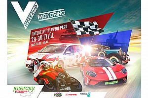 "Dev otomobil festivali ""V Weekend Motoring"