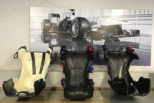Kimi Raikkonen venerdì ha già fatto il sedile alla Sauber per la stagione 2019