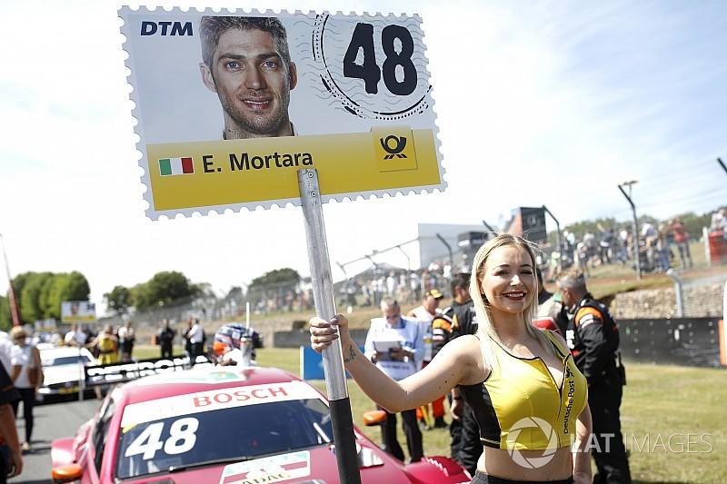 Diaporama : le suisse Mortara et Müller dans le DTM à Brands Hatch
