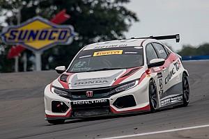 A Watkins Glen Ryan Eversley vince Gara 2 ed è Campione, a BHA e Hyundai i titoli Team e Costruttori