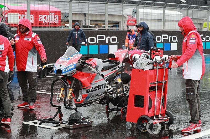 Dorna buka opsi gelar MotoGP pada Senin