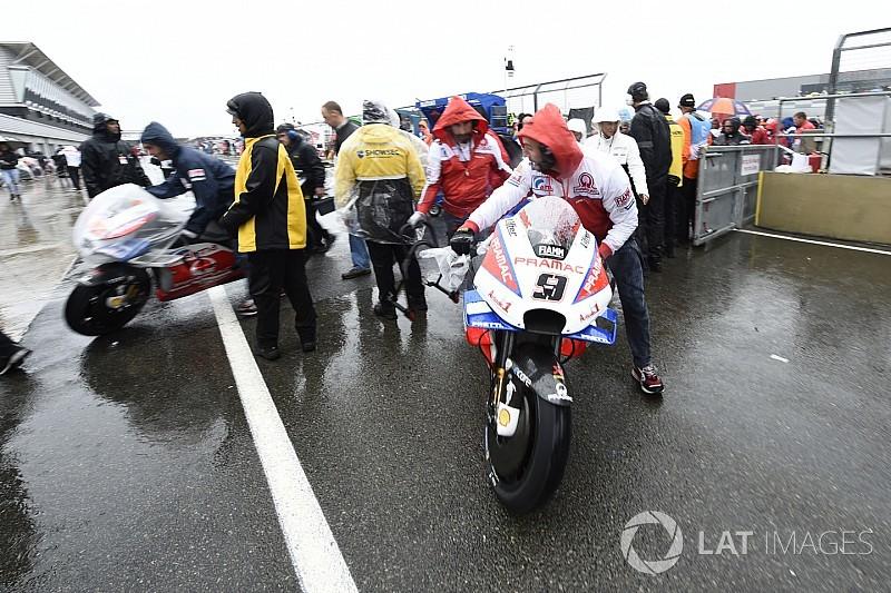 MotoGP prepared to enforce Monday races in future