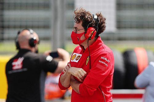F1: Binotto deixa de ser diretor técnico da Ferrari após reestruturação e segue apenas como chefe de equipe