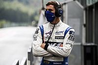 Laurent scrambling for seat after late Alpine snub
