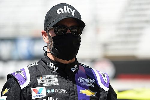 Jimmie Johnson tests positive for COVID-19, to miss Brickyard 400