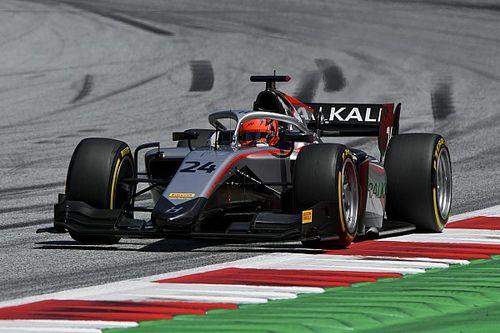 Nikita Mazepin remporte sa première victoire en F2 à Silverstone!