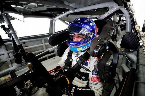 Alonso 'very far away' from a good NASCAR lap at Bahrain