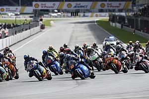 Moto2-Moto3 adopsi format kualifikasi MotoGP