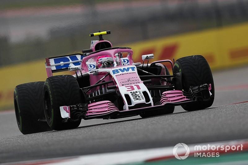 Ocon kreeg aanbiedingen, maar wil niet buiten F1 racen