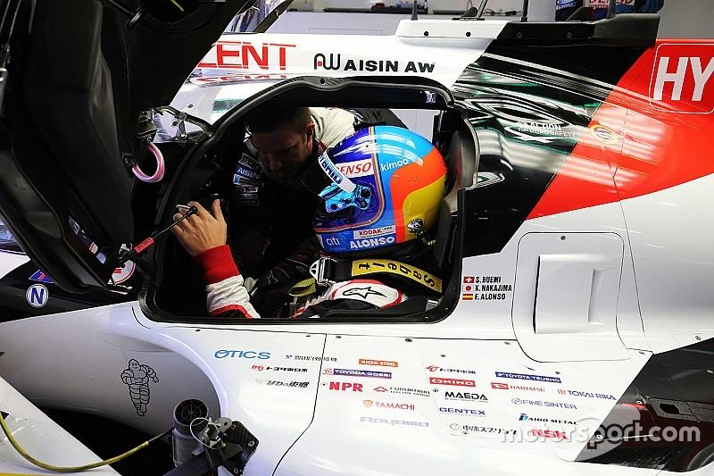 Алонсо з оптимізмом очікує на гонку у Фудзі