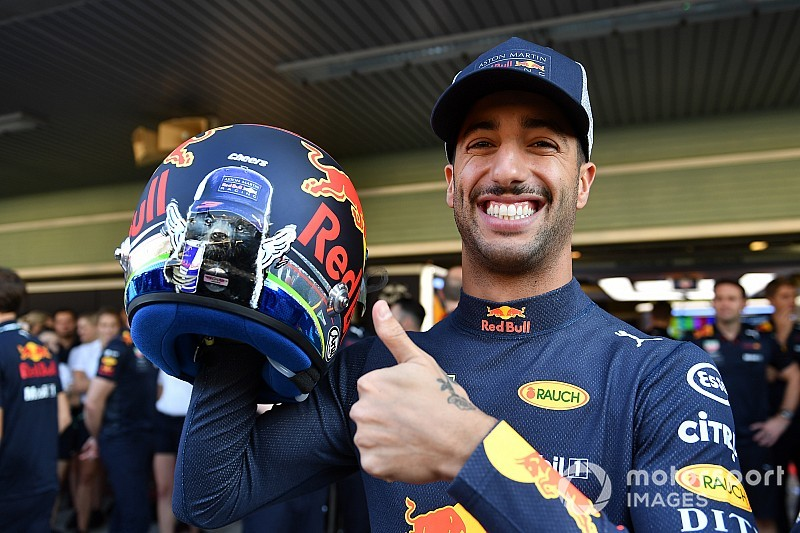 Ricciardo diz que subestimou estresse por troca de equipe