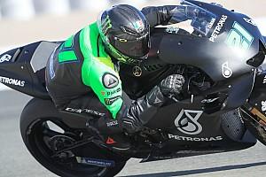 La Yamaha es más intuitiva que la Honda, asegura Morbidelli