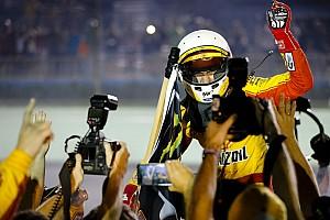 Joey Logano, campeón de la NASCAR Cup 2018
