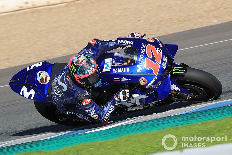 Marquez puzzled by Vinales' number switch
