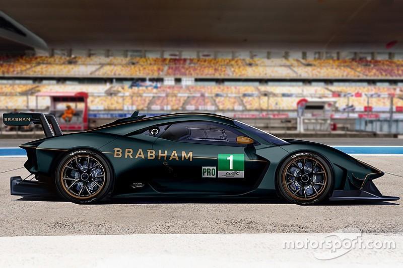 Brabham, 2021/22 sezonunda WEC'in GTE Pro sınıfına girmeye hazırlanıyor