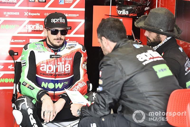 Departing Redding won't miss MotoGP