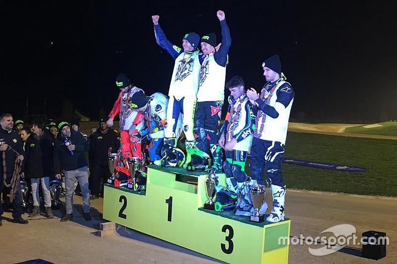 Rossi y Morbidelli se imponen en unos emocionantes 100 Kilómetros de Campeones
