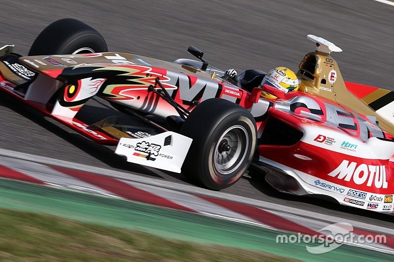 Наоки Ямамото стал чемпионом Суперформулы