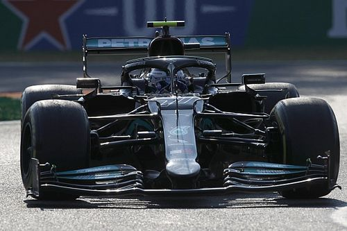 F1ロシアFP1速報:ボッタス、苦い記憶あるソチを首位発進。フェルスタッペン3番手