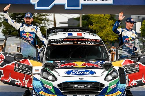 Сезон разводов в WRC продолжается: еще два пилота меняют штурманов