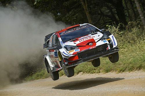 Rovanpera jongste WRC-winnaar ooit met zege in Estland