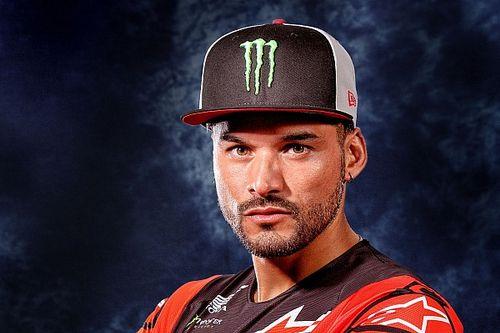 Quintanilla firma con Honda para el Dakar 2022